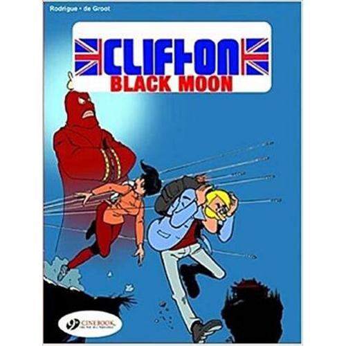 Clifton Vol.4: Black Moon (Paperback)