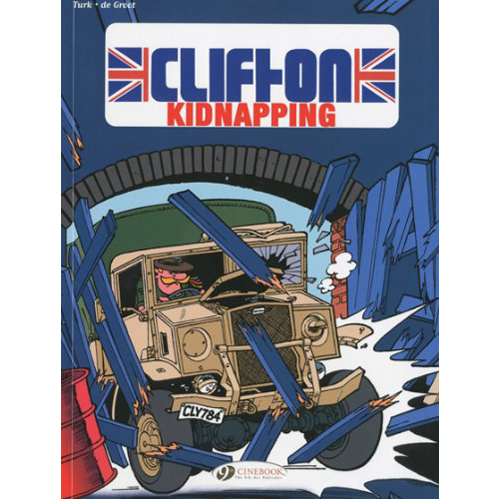 Clifton Vol.6: Kidnapping (Paperback)