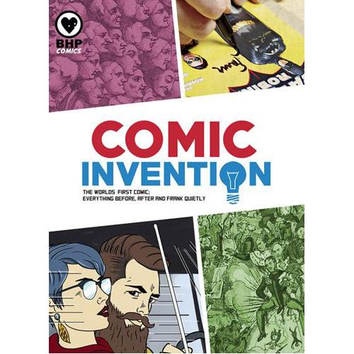 Comic Invention (Hardback)