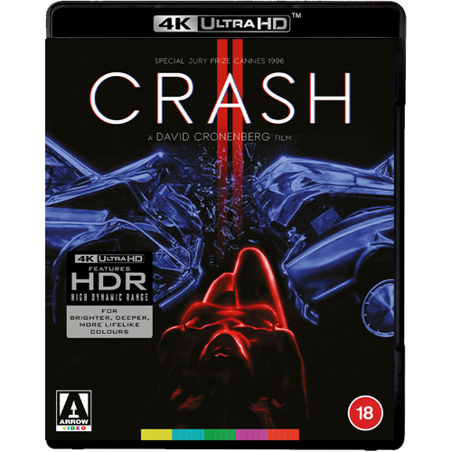 Crash - 4K Ultra HD