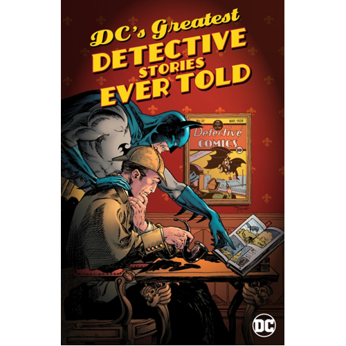 DC's Greatest Detective Stories Ever Told
