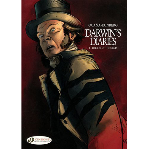 Darwin's Diaries Vol.1: The Eye of the Celts (Paperback)