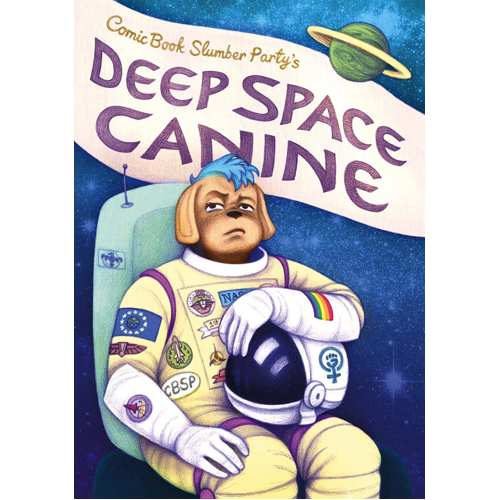 Deep Space Canine (Paperback)