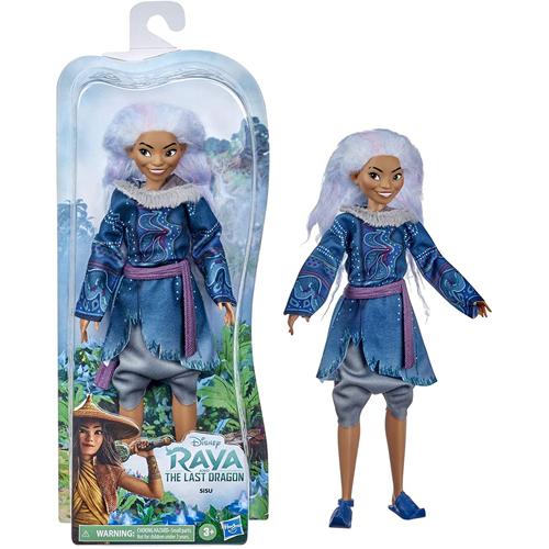 Disney Princess Rai Intro Doll Sisu