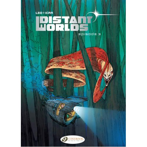 Distant Worlds Vol. 3: Episode 3 (Paperback)
