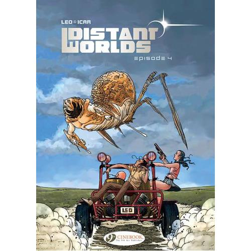 Distant Worlds Vol. 4: Episode 4 (Paperback)