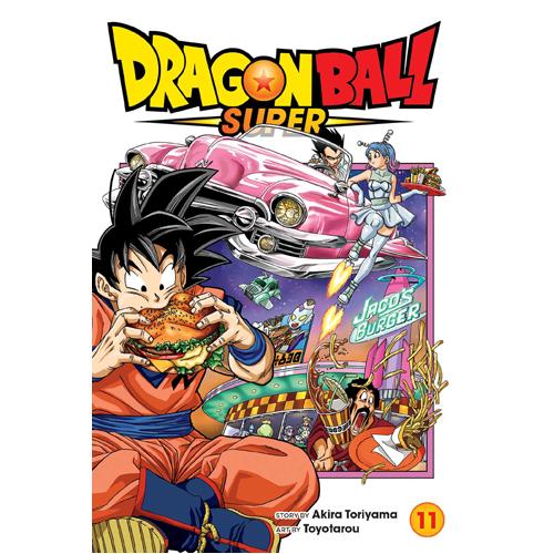 Dragon Ball Super, Vol. 11