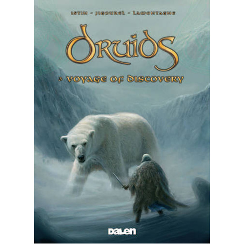 Druids 3: Voyage of Discovery (Paperback)