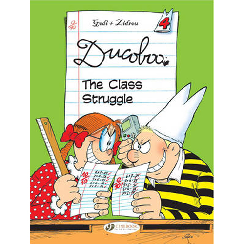 Ducoboo Vol.4: The Class Struggle (Paperback)