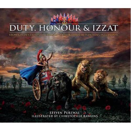Duty, Honour & Izzat (Hardback)