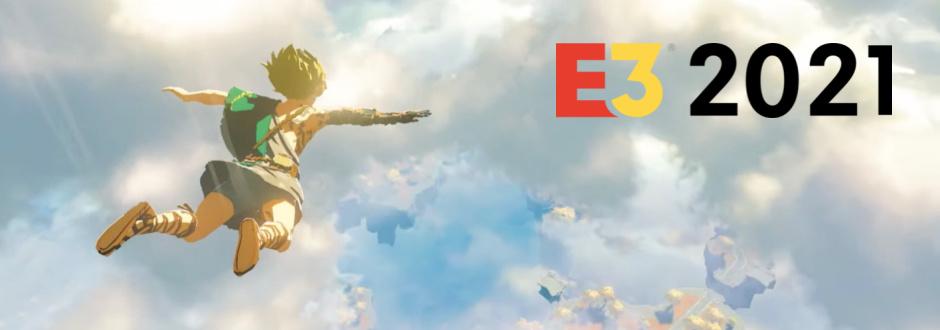 E3 2021 Recap feature