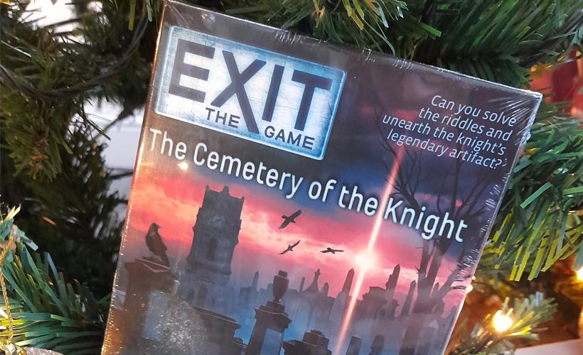 Exit Game Box