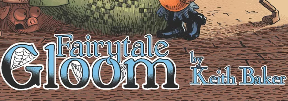 Fairytale gloom banner