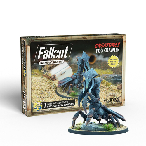 Fallout Wasteland Warfare: Fog Crawler