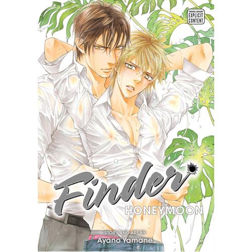 Finder Deluxe Edition: Honeymoon, Vol. 10