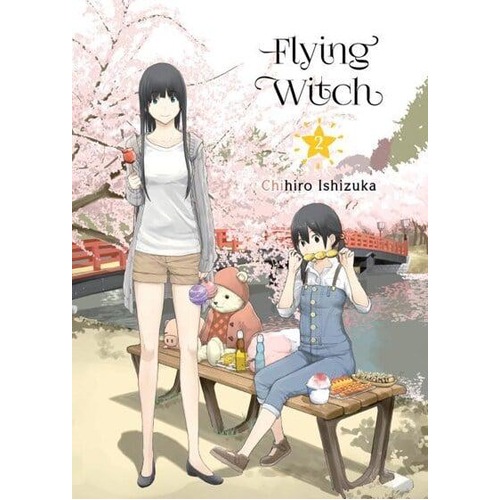 Flying Witch 2 (Paperback)