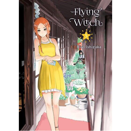 Flying Witch 5 (Paperback)