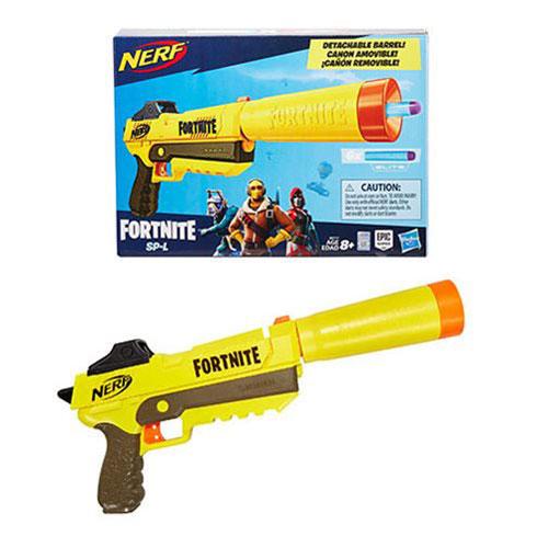 Fortnite SP-L Nerf Blaster