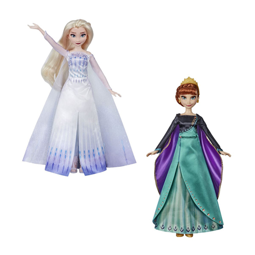 Frozen 2 Finale Singing Doll - Assorted (One Supplied)