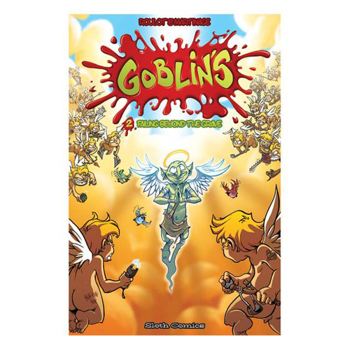 Goblins 2: Failing Beyond the Grave (Paperback)