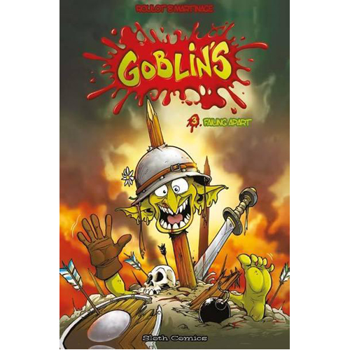 Goblins 3: Failing Apart (Paperback)
