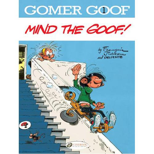 Gomer Goof Vol. 1: Mind The Goof! (Paperback)