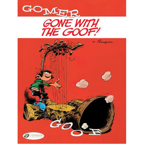 Gomer Goof Vol. 3: Gone With The Goof (Paperback)