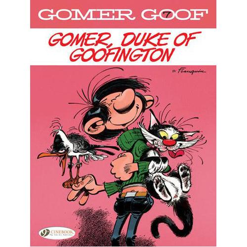 Gomer Goof Vol. 7: Gomer, Duke of Goofington (Paperback)
