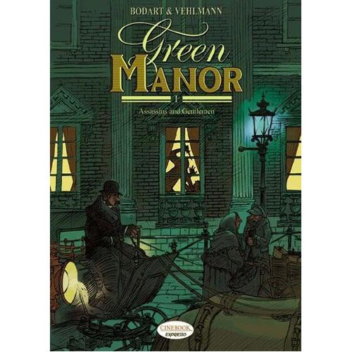 Green Manor Vol.1: Assassins and Gentlemen (Paperback)