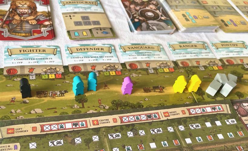 Hadrians Wall Board