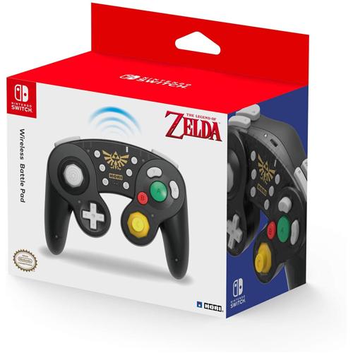 Hori Wireless Zelda Smash Gamepad - Nintendo Switch
