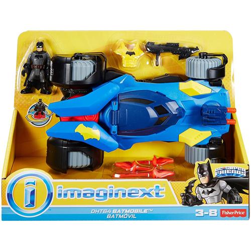 Imaginext DC Super Friends Batmobile