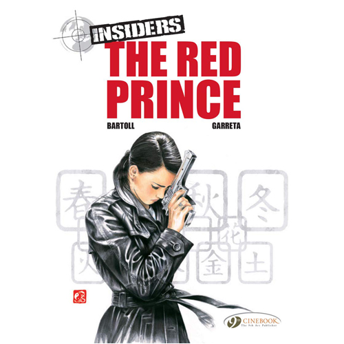 Insiders Vol. 7: The Red Prince (Paperback)
