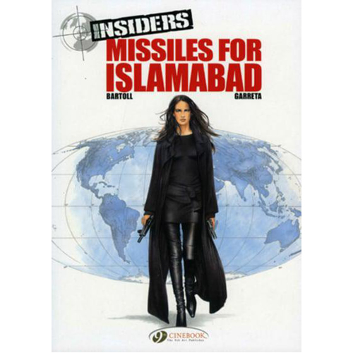 Insiders, Vol.2: Missiles for Islamabad (Paperback)