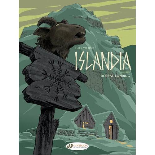 Islandia, Vol. 1 (Paperback)