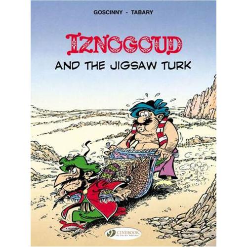 Iznogoud Vol. 11 (Paperback)