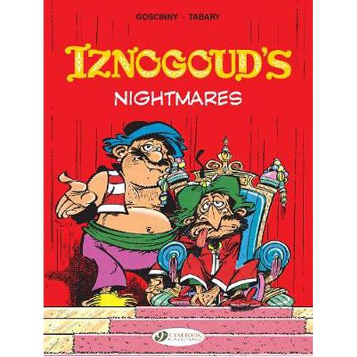 Iznogoud Vol. 14: Iznogoud's Nightmares (Paperback)