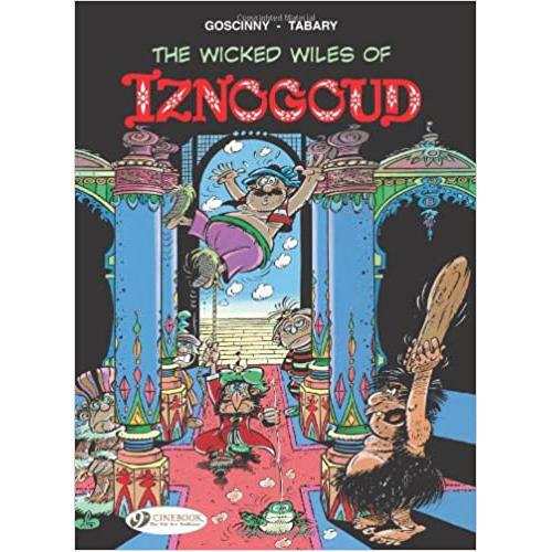 Iznogoud Vol.1: The Wicked Wiles of Iznogoud (Paperback)