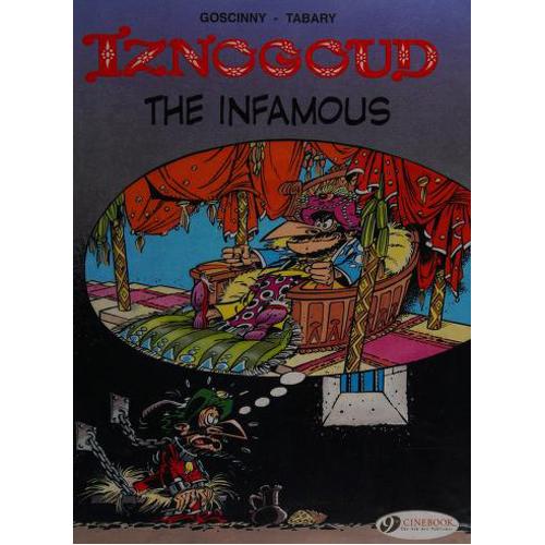 Iznogoud Vol.7: Iznogoud the Infamous (Paperback)