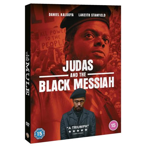 Judas and The Black Messiah - DVD