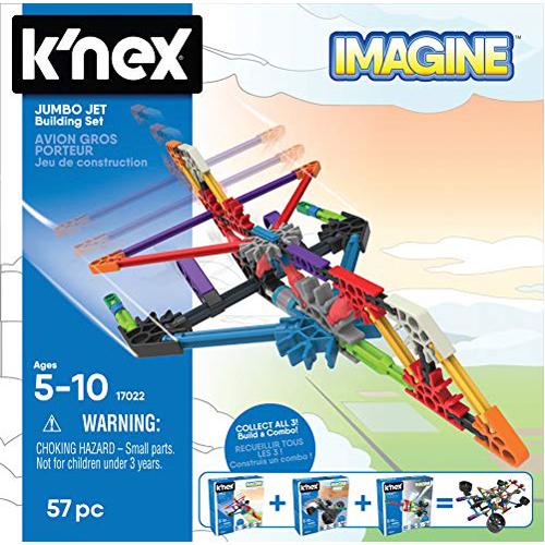 K'NEX Core Building Set Jumbo Jet