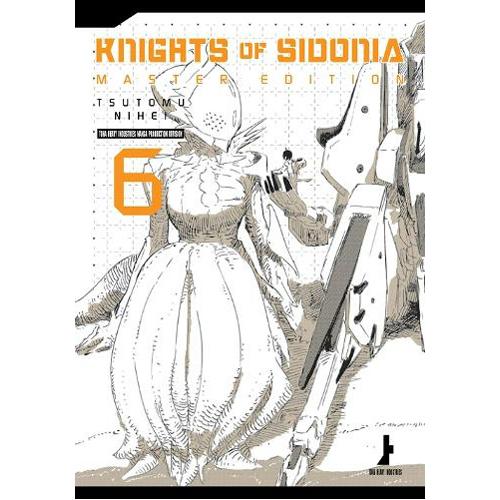 Knights of Sidonia, Master Edition 6 (Paperback)