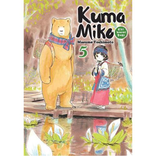 Kuma Miko Volume 5: Girl Meets Bear (Paperback)