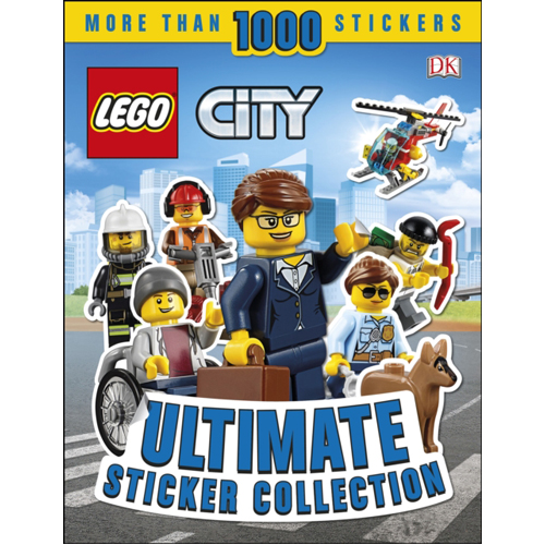 LEGO City Ultimate Sticker Collection