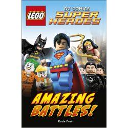 LEGO DC Comics Super Heroes Amazing Battles!