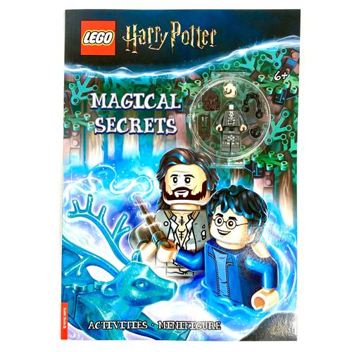 LEGO Harry Potter: Magical Secrets (with Sirius Black minifigure)