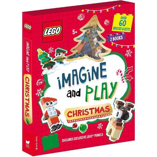 LEGO Iconic: Christmas Fun to Colour