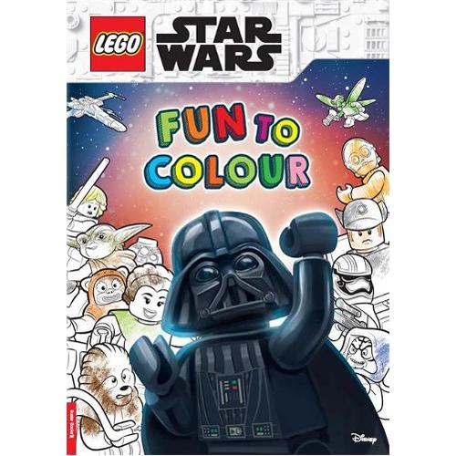 LEGO Star Wars: Fun to Colour