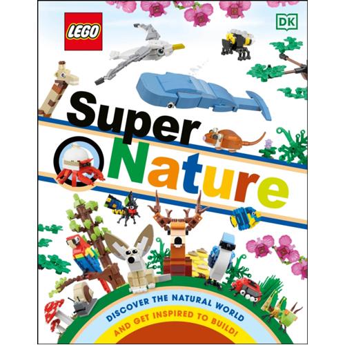 LEGO Super Nature : (LIbrary Edition)