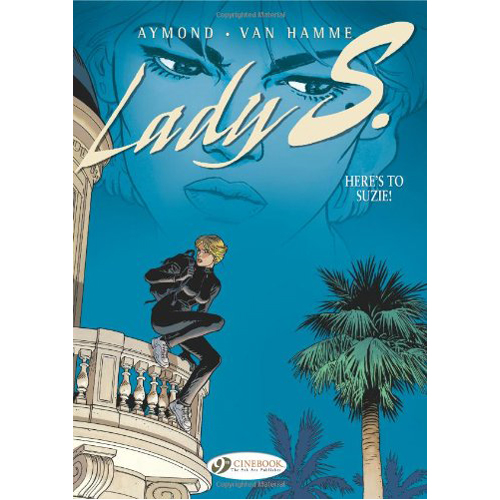 Lady S Vol.1: Here's to Suzie! (Paperback)